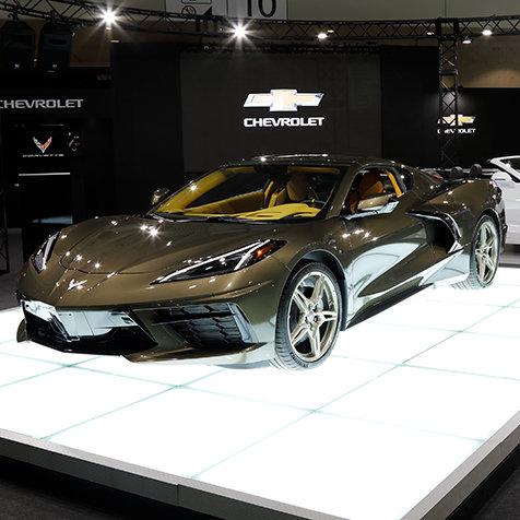 ミドシップに生まれ変わった新型コルベットの予約受付を開始|Chevrolet
