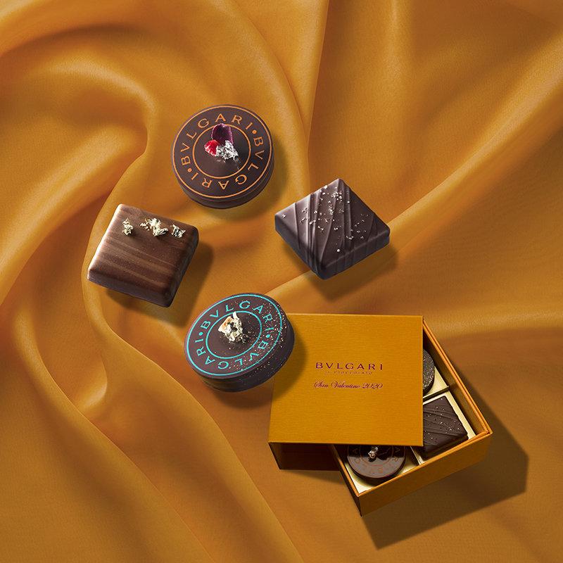 ブルガリ イル・チョコラート、バレンタイン限定チョコレート発売 BVLGARI IL CIOCCOLATO