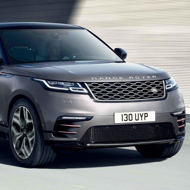 レンジローバー ヴェラールに限定74台の特別仕様車「ケンジントン」が登場|Land Rover