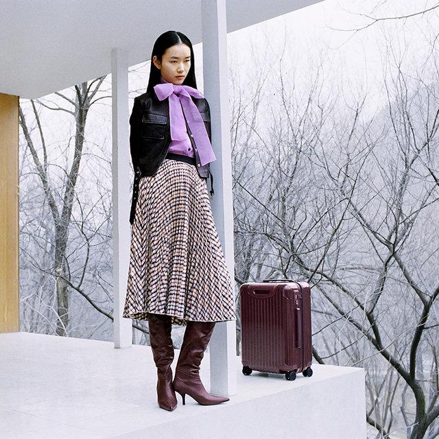 リモワ エッセンシャルシリーズにアイスランドのフィヨルドをテーマにした新色が登場|RIMOWA