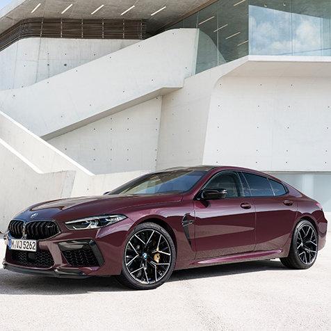 600psのフラッグシップ4ドアクーペ──新型BMW M8グランクーペを販売開始|BMW