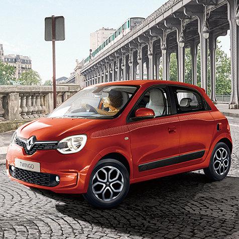 現代のホットハッチ!?──RRレイアウトのトゥインゴにMTモデル誕生|Renault