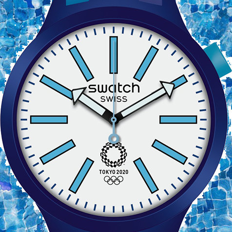 東京オリンピックを祝した3つの記念モデルが誕生|SWATCH