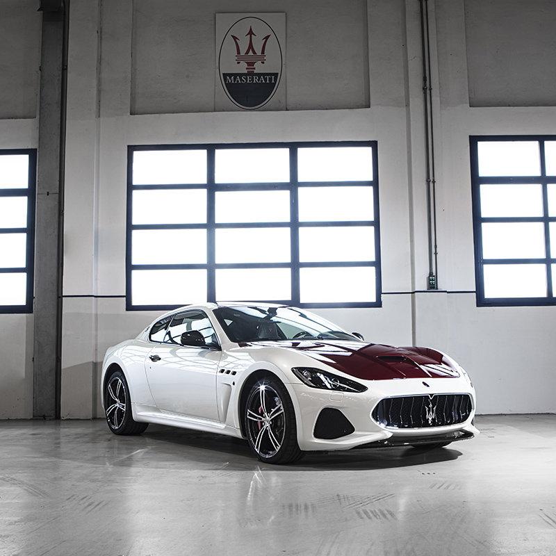 """世界に一台。""""日本とイタリアをつなぐ""""マセラティ・グラントゥーリズモ Maserati"""
