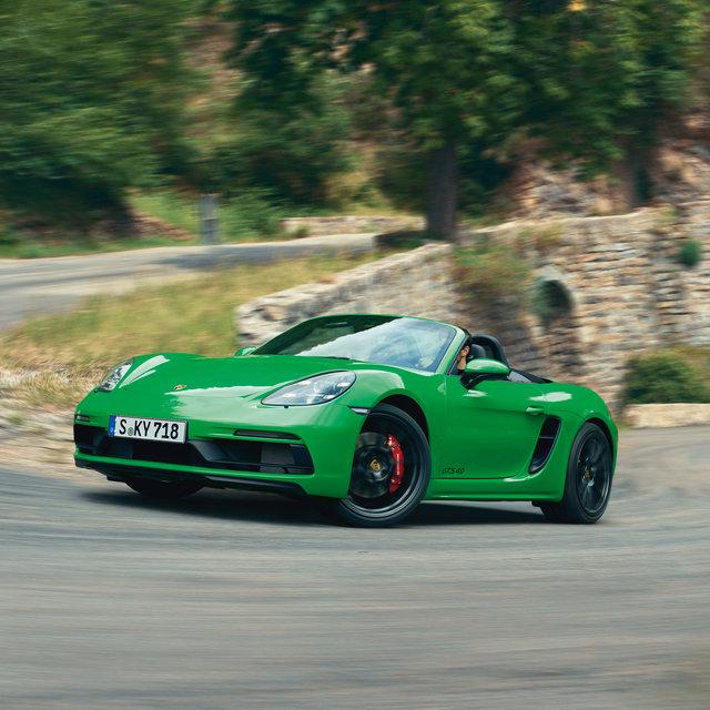 ポルシェ、718ケイマン/ボクスターの最上位モデル「GTS4.0」の受注を開始|Porsche