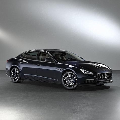 クアトロポルテとレヴァンテにエルメネジルド・ゼニアのナッパレザーを使った特別仕様車|Maserati