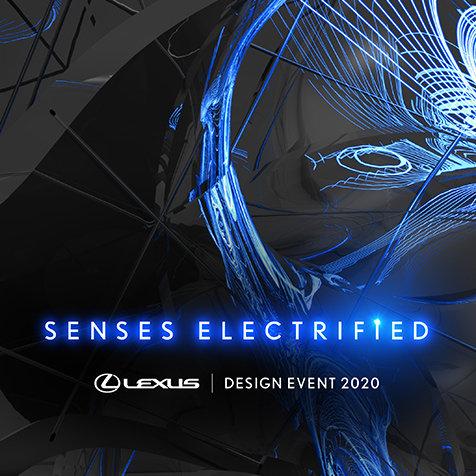 レクサスがミラノデザインウィーク2020に出展|Lexus