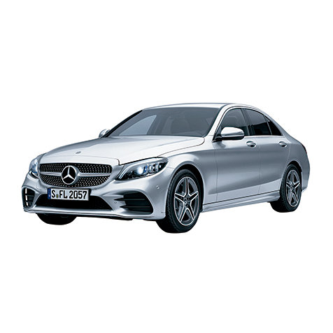Cクラスの安全装備がさらに充実|Mercedes-Benz