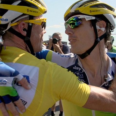 自転車ロードレースチームの戦いに密着した記録映画『栄光のマイヨジョーヌ』|MOVIE