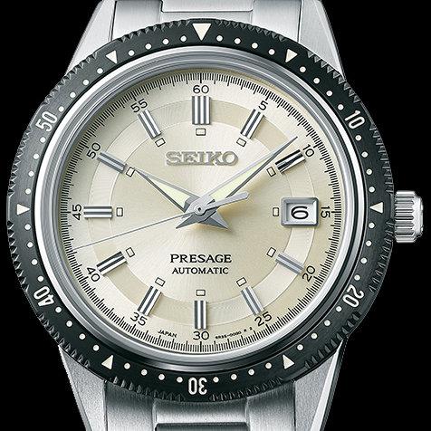 <セイコー プレザージュ>国産初のクロノグラフをオマージュした2020 Limited Edition|SEIKO