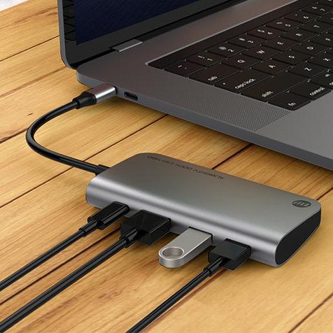 SSD内蔵型のUSB-Cドッキングステーション最新モデル | TUNEWEAR