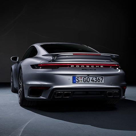 ポルシェ911のトップエンドモデル「ターボS」がワールドプレミア|Porsche