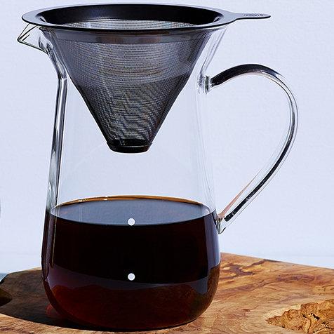 抜群においしくて、ストレスフリーのコーヒーが作れます Cores