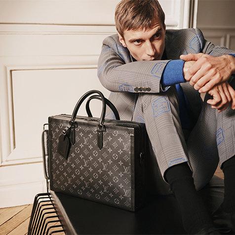 ルイ・ヴィトンから新しいビジネスバッグ「ニュー・フォーマルズ」誕生|LOUIS VUITTON