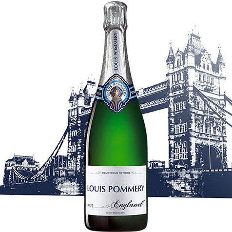 シャンパーニュ最大の醸造元「ポメリー」が手掛けた、イングランド産スパークリングワイン|LOUIS POMMERY