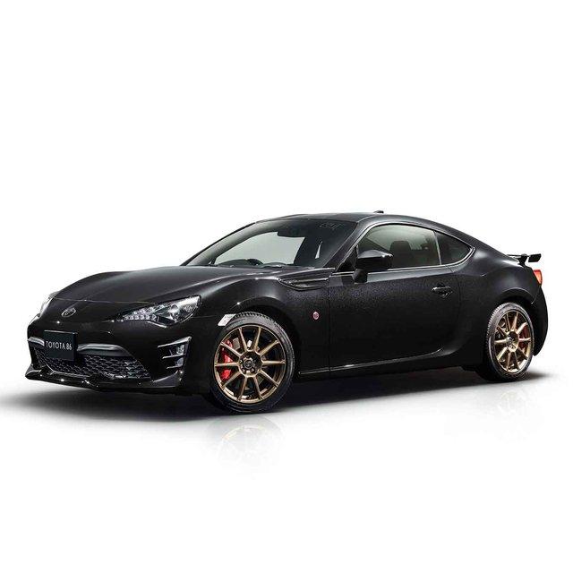 ブラック×ブロンズをまとう86の特別仕様車|TOYOTA