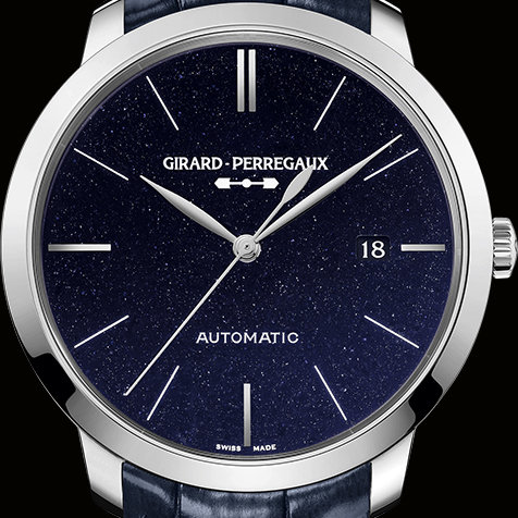 夜空に輝く3つ星を描いた「1966オリオンコレクション」三部作|GIRARD-PERREGAUX