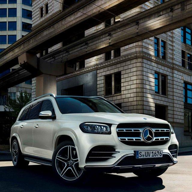 メルセデスの最上級SUV「GLS」がフルモデルチェンジ| Mercedes Benz