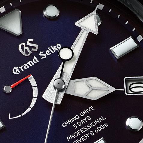 グランドセイコー誕生60周年を記念する超ロングパワーリザーブ「スプリングドライブ 5 Days」|GRAND SEIKO