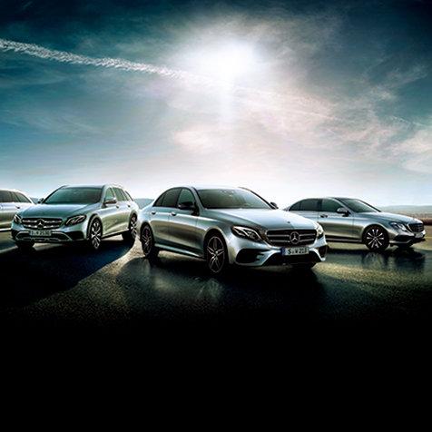 スポーツの力を通して社会貢献を──Eクラスに特別仕様車「ローレウス エディション」を追加| Mercedes Benz