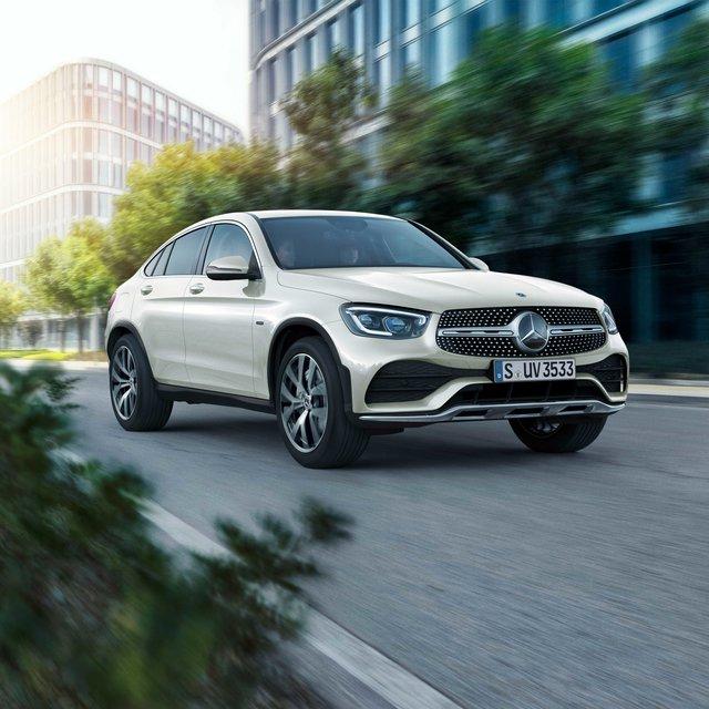 メルセデス・ベンツ、GLCに4輪駆動のPHEVモデルを導入| Mercedes Benz