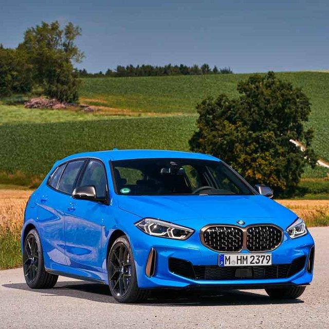 新型1シリーズに新開発のディーゼルターボモデルを追加|BMW