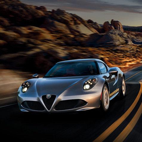 さらば4C──アルファロメオ、日本での最終受注受付をスタート Alfa Romeo