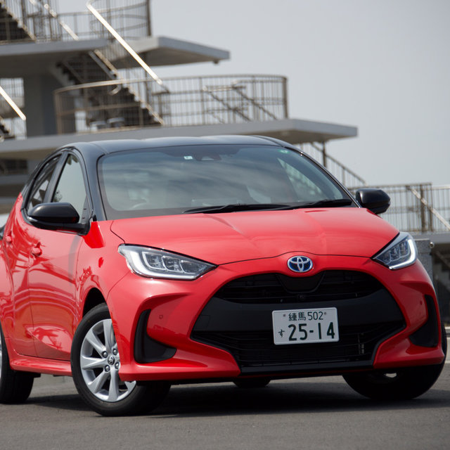 名前も中身も一新──トヨタの新型コンパクトモデル「ヤリス」に試乗|TOYOTA