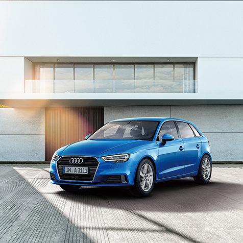 アウディ A3に特別仕様のシグネチャーエディション登場|Audi