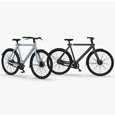オランダ発のバンムーフが新作電動自転車「VanMoof S3」&「VanMoof X3」発売|VanMoof