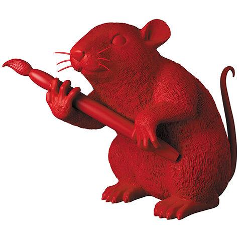 LOVE RAT(RED Ver.) / SUICIDE MAN (RED Ver.)|MEDICOM TOY