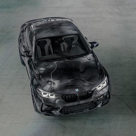 FUTURA2000とコラボレートした日本で10台限定のBMW M2特別仕様車が発売|BMW