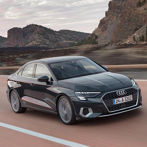 アウディのコンパクトサルーン、新型「A3セダン」がデビュー|Audi