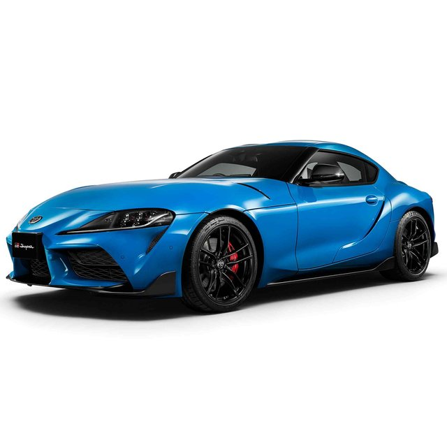 トヨタ スープラRZを一部改良、ホライズンブルーの特別仕様車も発表|TOYOTA