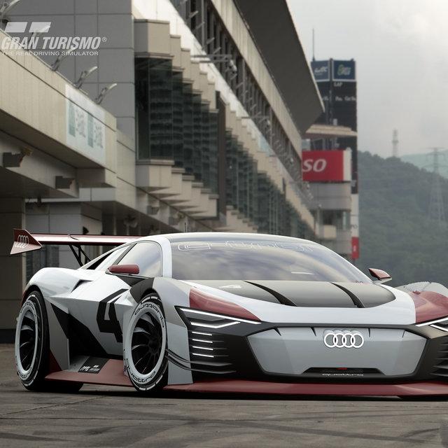 アウディがオンラインによるタイムトライアル大会を開催|Audi
