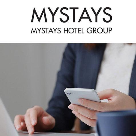 主要都市を網羅するマイステイズ・ホテル・グループのテレワーク応援プラン|MYSTAYS HOTEL GROUP