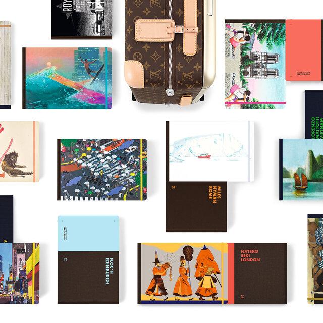 ルイ・ヴィトンの『シティ・ガイド』と『トラベルブック』に新刊が登場|LOUIS VUITTON