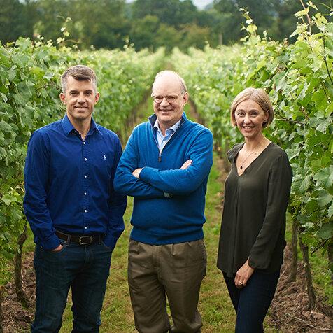 製造情報開示を実施する英国産スパークリングワインのパイオニア「ナイティンバー」 Nyetimber