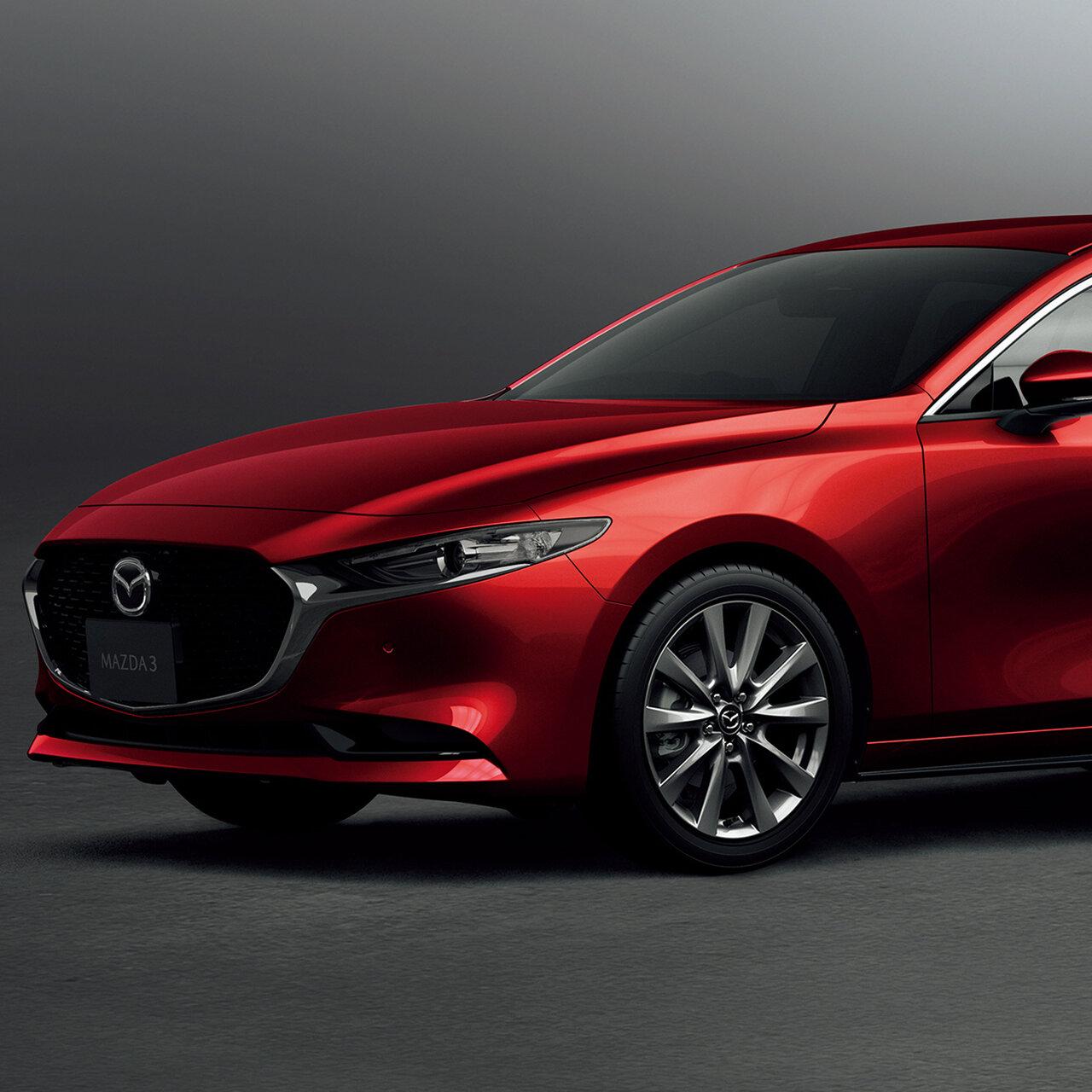 マツダ、「MAZDA3 Sedan」に1.5Lガソリンモデルを追加 Mazda