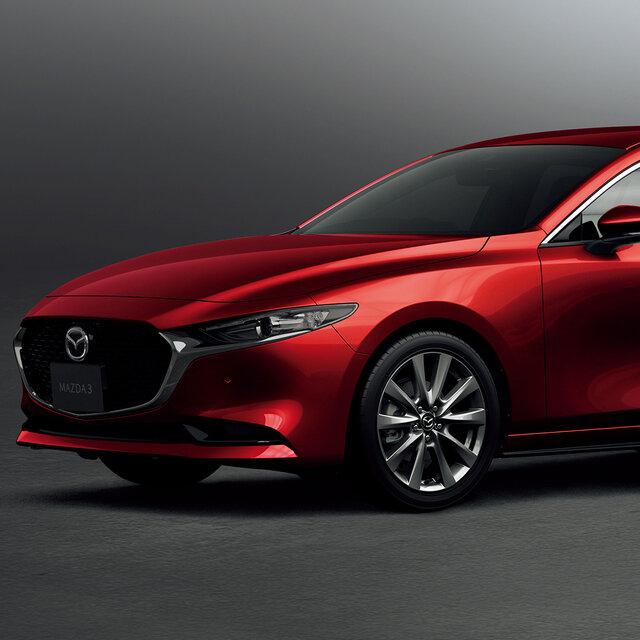 マツダ、「MAZDA3 Sedan」に1.5Lガソリンモデルを追加|Mazda
