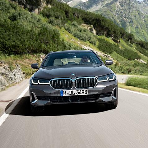BMWがマイナーチェンジした新型5シリーズを発表|BMW