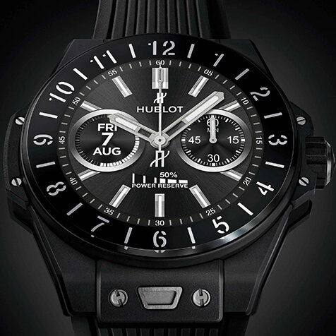 洗練と先端技術に満ちた新コネクテッドウオッチ「ビッグ・バン e」|HUBLOT
