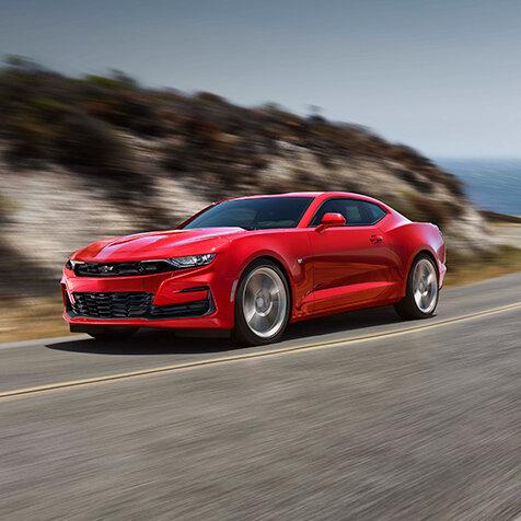 シボレー カマロに新インフォテインメントシステムを採用するなど仕様変更を実施|Chevrolet