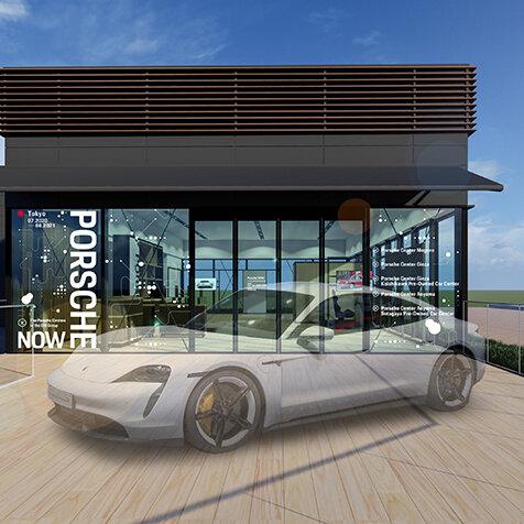 ポップアップストア「Porsche NOW Tokyo」がオープン|Porsche