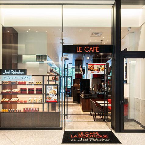 「ルカフェ ラブティック ドゥ ジョエル・ロブション」が、虎ノ門ヒルズにオープン|Joël Robuchon
