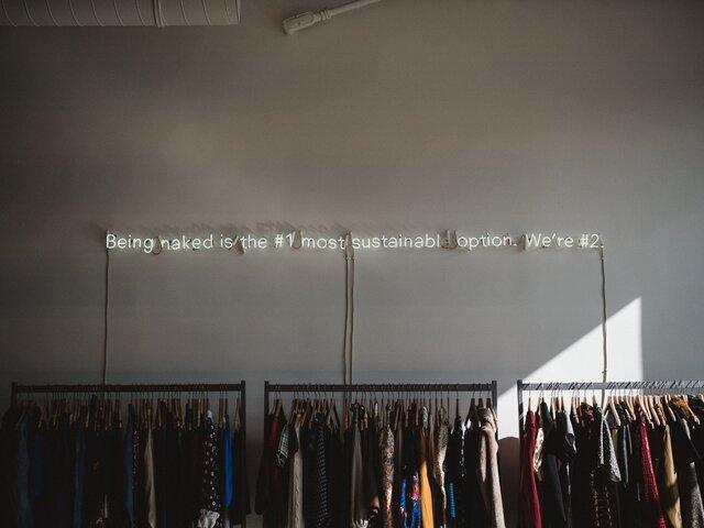 サステナブルファッションを実現するためにできること