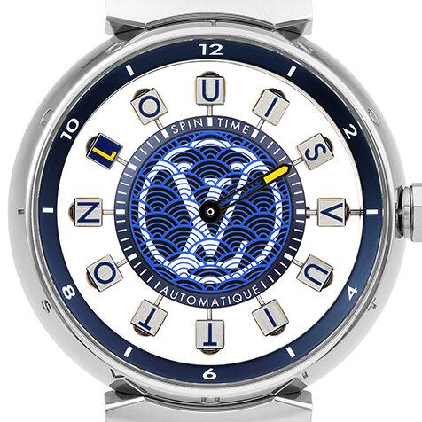 「タンブール スピン・タイム エアー」日本限定モデル|LOUIS VUITTON