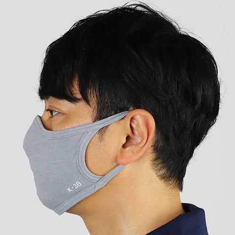 ビジネスシーンにふさわしい高機能夏マスク|K-3B