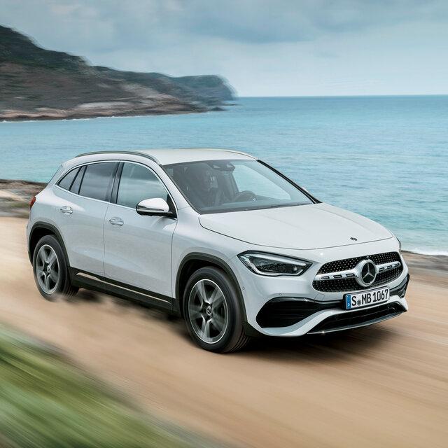 メルセデス・ベンツのコンパクトSUV「GLA」がフルモデルチェンジ| Mercedes Benz