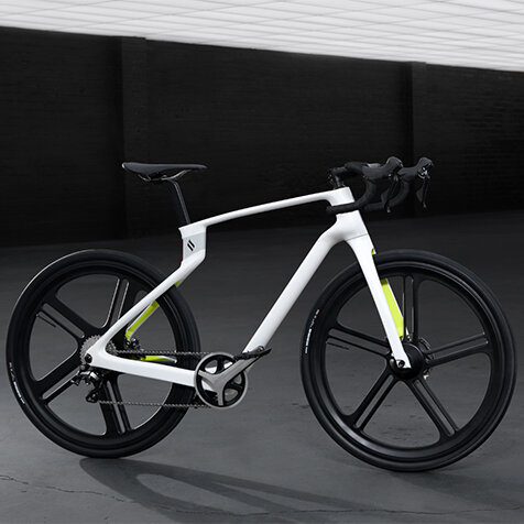 最新の3Dプリントで、夢のカーボン自転車を安価にイージーオーダー!
